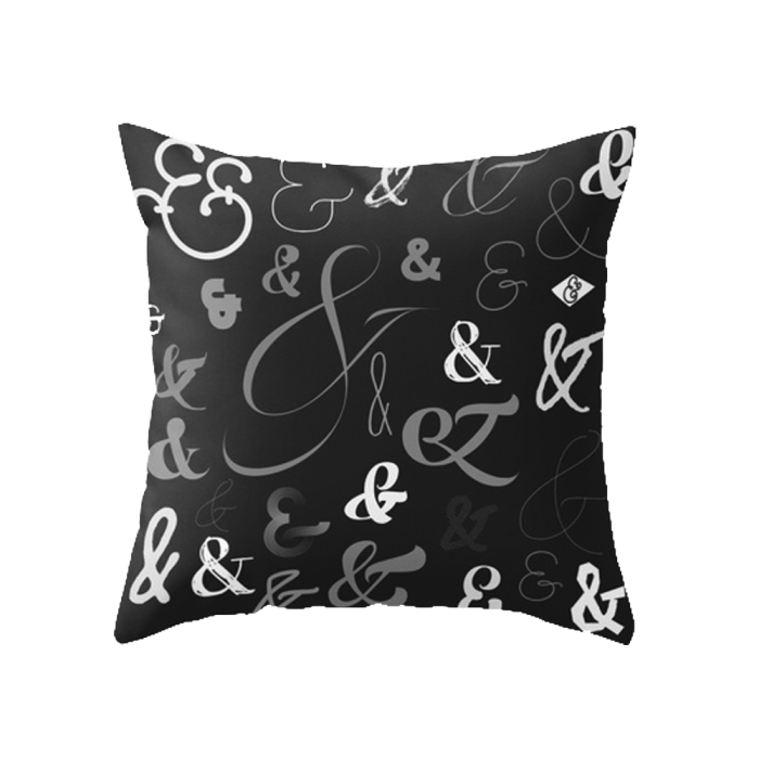 pillow-type-ampersand